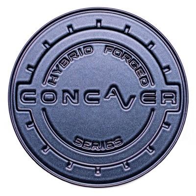 Concaver CVR1 19x8,5 ET20-45 BLANK Platinum Black