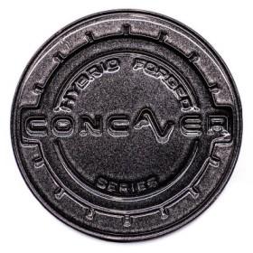 Concaver CVR3 20x12 ET0-40 BLANK Platinum Black