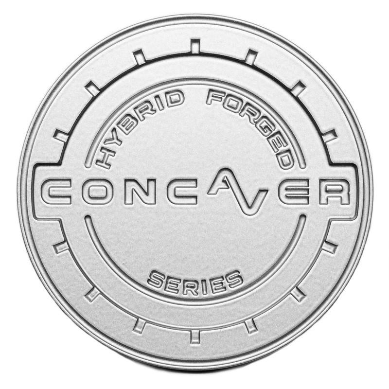 Concaver CVR1 20x10,5 ET15-45 BLANK Double Tinted Black
